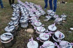 Siirt'te 700 kilogram patlayıcı ele geçirildi