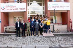 Şırnak'ın Beytüşşebap ilçesin'de sağlık ocağı hizmete açıldı foto