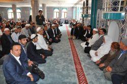 Batman'da Şeyh Muhammed Kazım Camisi ve medresesi dualarla açıldı video