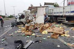 Tarsus'un Yenice Mahallesi yakınlarında kaza: 1 yaralı foto