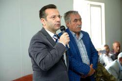 Vali Aksoy Tanışık köyüne taziye ziyaretinde bulundu video foto