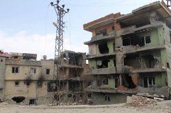 Şırnak'taki tahribatın yeni görüntüleri ortaya çıktı video foto