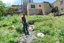 Çiçekli sakinleri kanalizasyon sorunlarına çözüm bekliyor video foto