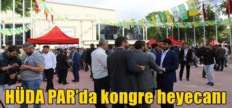 HÜDA PAR'da kongre heyecanı foto