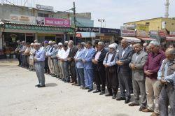 Hilvan'da STK'lar Nizami'nin idamını telin etti video foto