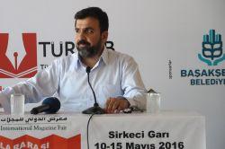 TÜRDEB'de 'İslami Dergicilik ve Medya' semineri video foto