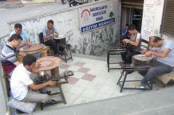 İŞKUR bakırcılık kursiyerlerinin yüzde 70'i istihdam edildi