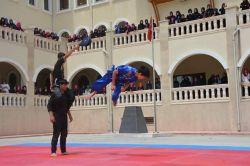 Okullarda sporu tanıtma ve sevdirme etkinlikleri
