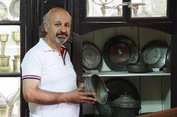 Hobi amaçlı açtığı müze ile tarihe ışık tutuyor video foto