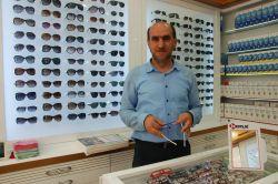 Optikçilerden sahte güneş gözlüğü uyarısı video foto