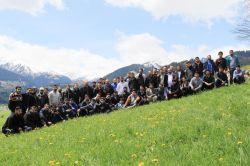 İsviçrede göz dolduran gençlik şöleni