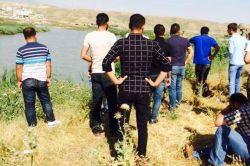 Cizrede bir  genç Dicle Nehrine atlayarak intihar etti foto