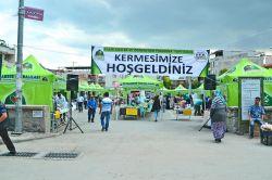 Bursa Umut Kervanı'ndan 'hayır çarşısı'