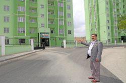 Gaziantep'te yapımı tamamlanan konutlar satışa sunuldu foto