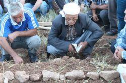 PKK'nin katlettiği Kazım Kavak toprağa verildi foto