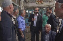 HÜDA PAR Diyarbakır İl Başkanı'ndan Hani esnafına ziyaret