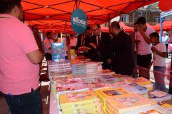Siirt'in Baykan ilçesinde ilk kez kitap fuarı açıldı foto