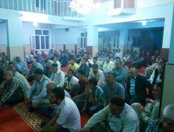 Çınar'da Beraat Gecesi dualarla ihya edildi foto