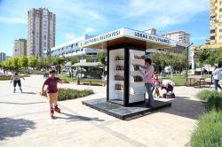 Gaziantep'te 'Al Götür Oku Getir' kampanyası foto