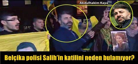 Belçika polisi Salih'in katilini neden bulamıyor?