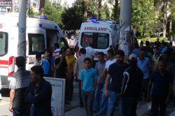 Kızıltepe'de sopalı kavga: 4 yaralı
