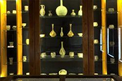 Türkiye'nin ilk cam müzesinde 9 bin yıllık eserler sergileniyor