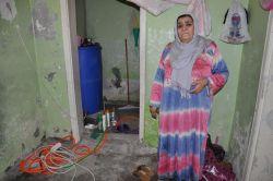 Savaştan kaçan Suriyeli kadının yürek burkan dramı
