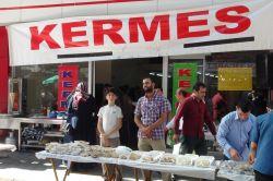 Adana Şura Der'den ihtiyaç sahipleri yararına kermes