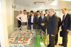 TOKİ Başkanı Yazıcık'taki kentsel dönüşüm alanlarını inceledi