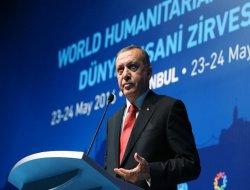 Erdogan ji YEyê re rest kişand