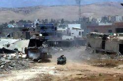 Nusaybin'de çatışmalar şiddetlendi