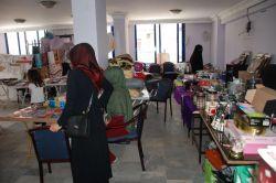 Mersin'de fakir öğrenciler yararına kermes
