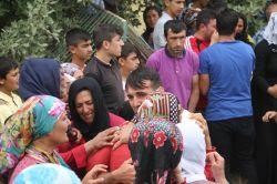 Bombalı saldırıda hayatını kaybeden korucular defnedildi