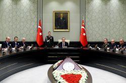 MGK'da 'PKK vatandaşların temsilcisi olamaz' vurgusu