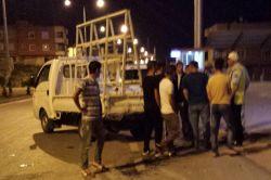 Suriyeliler kaza yaptı: 2 ölü 2 yaralı