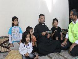 Li malbata Sûriyeyî alîkarî hat kirin