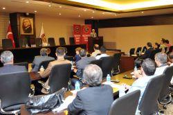 'Suriyelilerin İstihdamı Bilgilendirme Toplantısı' yapıldı
