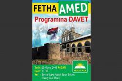 HÜDA PAR'dan Amed'in Fethi programına davet