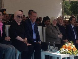 Cumhurbaşkanı ve başbakan Diyarbakırda