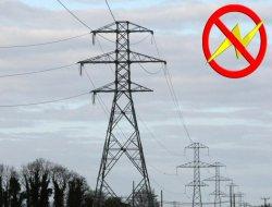 Bingölde 9 günlük elektrik kesintisi