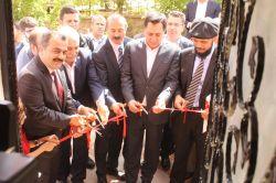 Suriyeli çocuklar için rehabilitasyon merkezi açıldı