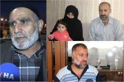 Cumhurbaşkanı Erdoğan '6-7 Ekim' şehitlerinin aileleriyle görüştü