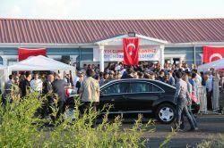 Cumhurbaşkanı Erdoğan Tanışık köyüne taziye ziyaretinde bulundu