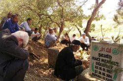 Mehmet Uğurtay mezarı başında anıldı