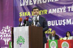 Demirtaş'tan Başbakan Yıldırım'a hakaret