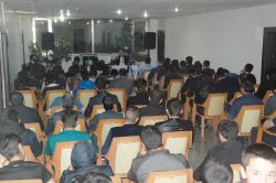 Mustazaflar Cemiyeti'nden üniversite öğrencilerine 'mezuniyet' programı