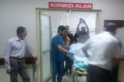 Kahta'da silahlı saldırı:1 ağır yaralı