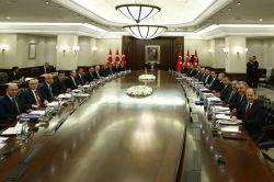 65. Hükümet ilk Bakanlar Kurulu toplantısını yaptı
