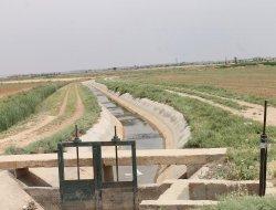 15 yıldır yapılan kanala su verilmiyor