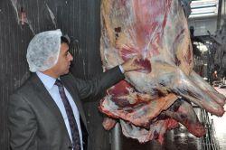 Mersin'de 301 kilogram kaçak et ele geçirildi
